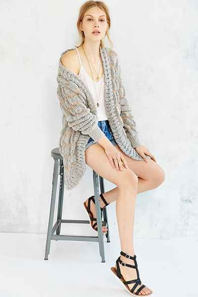 open front cardigan at UO