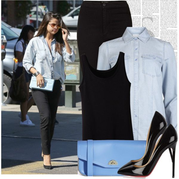 Dress like Selena Gomez | polyvore only | Pinterest