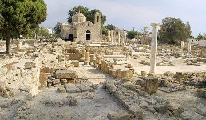 #Paphos, #Cyprus, #traveling, #WorldHeritageSite, #places, #culture, #history, #UNSECO Paphos has been selected as a European Capital of Culture for 2017, along with Aarhus.