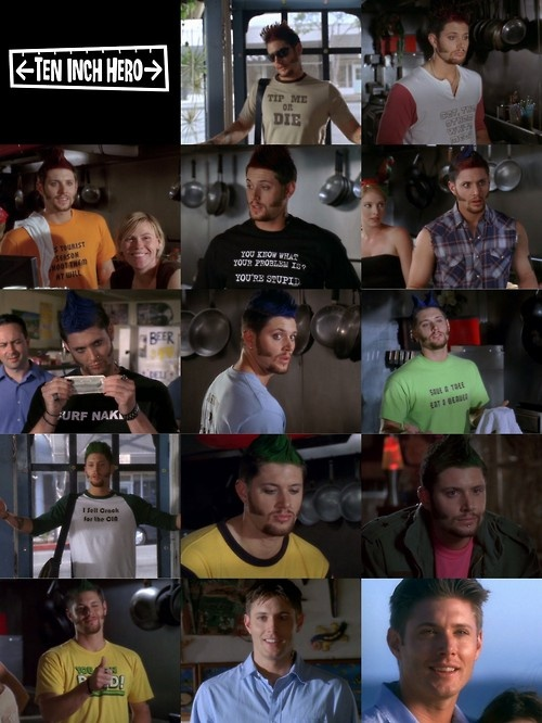 jensen in 10 inch hero | Movie Love | Pinterest | Hero ...