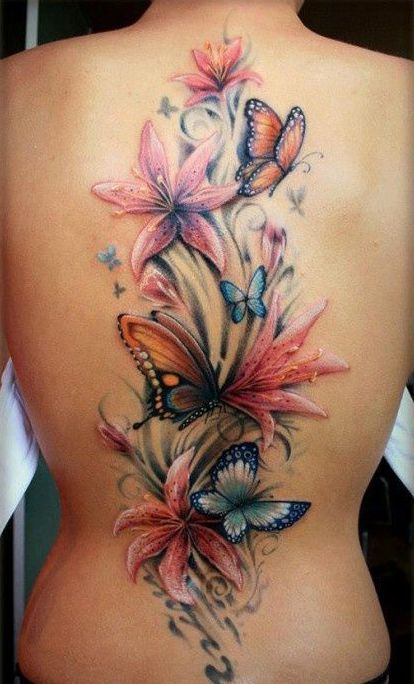 Flowers---can we say SLEEVE?! Please lol