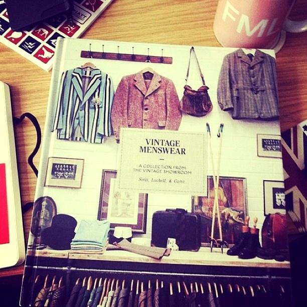 Vintage Menswear by Gunn & Lucket | Aksara    www.aksara.com