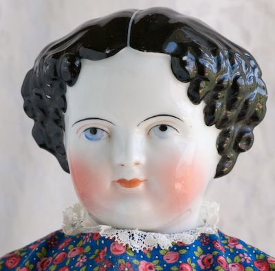 Antique China Head Dolls