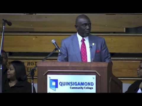 Worcester County Community Martin Luther King, Jr. Breakfast at Quinsigamond Community College