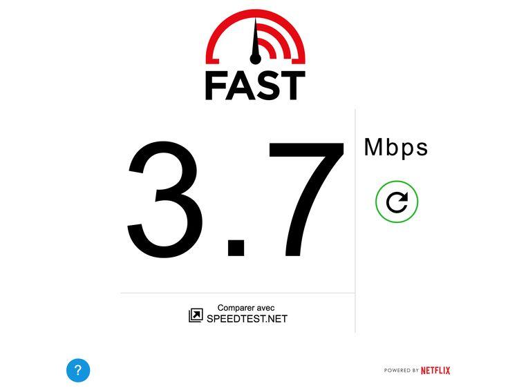 Fast.com, testez la vitesse de votre connexion Internet en quelques secondes - http://www.frandroid.com/culture-tech/358945_fast-com-netflix-permet-de-tester-vitesse-de-connexion-quelques-secondes  #Culturetech