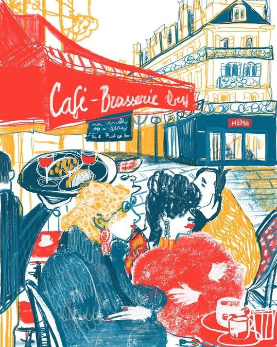 Apartment Decor Wall Art Cafe Household French Cafe Wall Etsy Coffee Wall Art Wall Art Decor Poster Prints