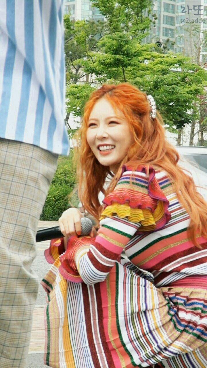 HYUNA KIM (김현아) 🐇❤️