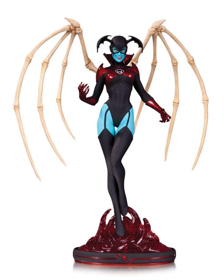 DC Comics Cover Girls Statue Red Lantern Bleez 30 cm
