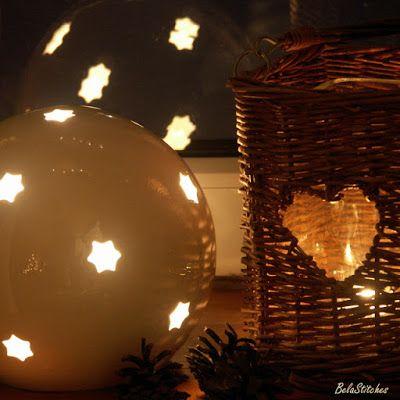 ceramic sphere lamp