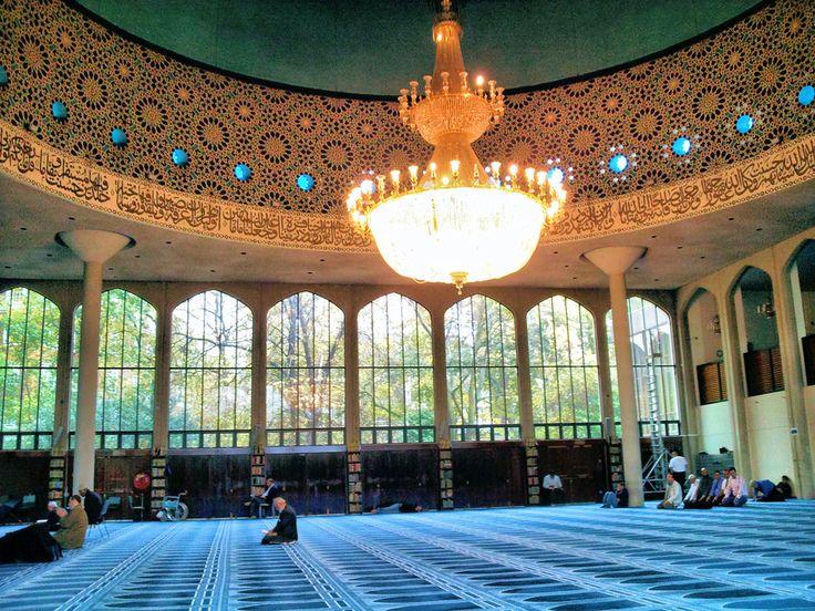 Regent's Park Mosque, London