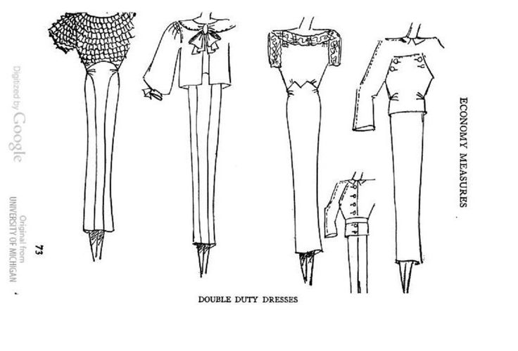 How To Design Your Own Clothes (1934)