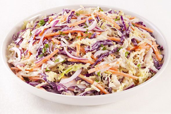 American-style Coleslaw