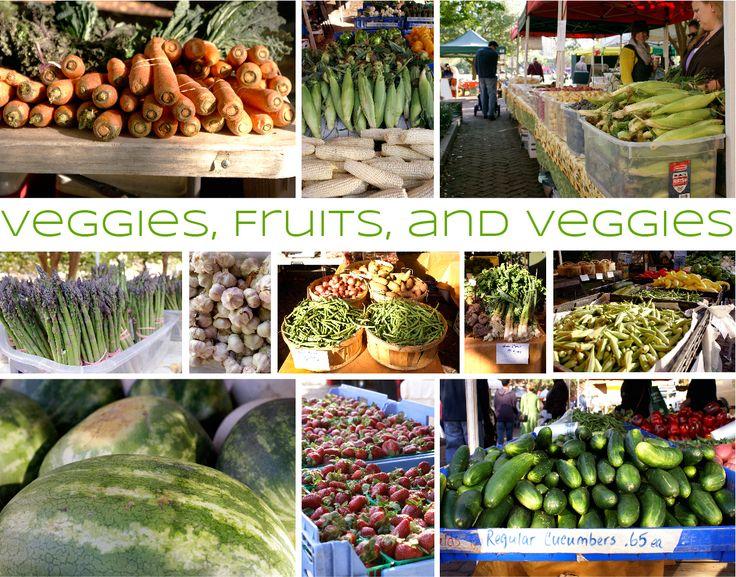 Charleston Farmer's Market -