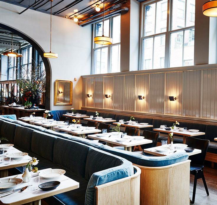 New York Creatives Recommend Where To Eat And Drink During Design Week Table Maison Du Monde Cuisines Deco Mercerie