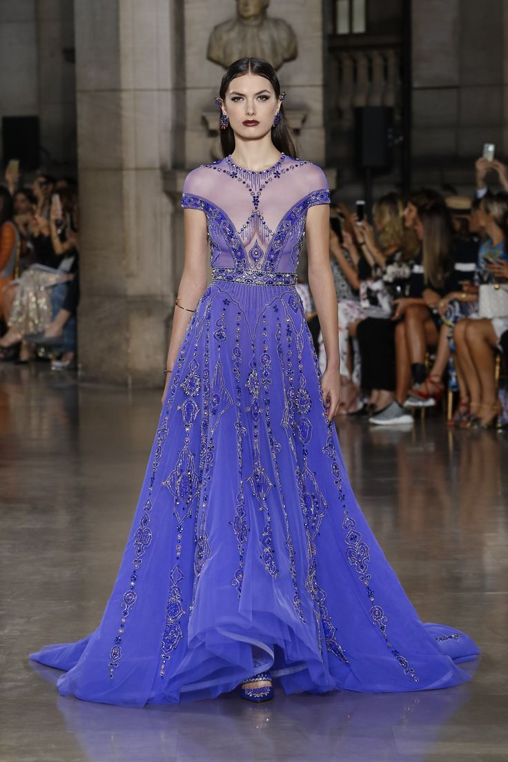 Georges Hobeika | Haute Couture Fall-Winter 2017-18 | Look 18