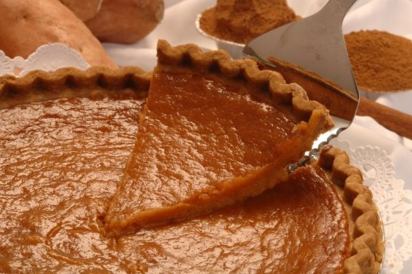 Soul on Soul Food: Sweet Potato Pie recipe.