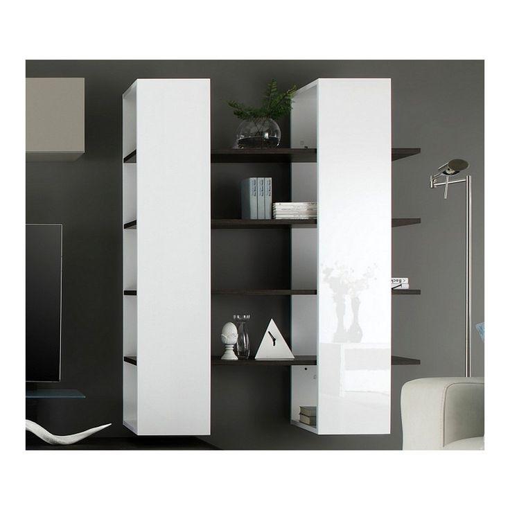 les 84 meilleures images du tableau biblioth ques sur pinterest tag res supports de. Black Bedroom Furniture Sets. Home Design Ideas