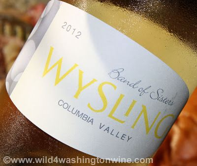 White Wine of the Week: Parejas Band of Sisters 2012 Wysling Columbia Valley, Washington State