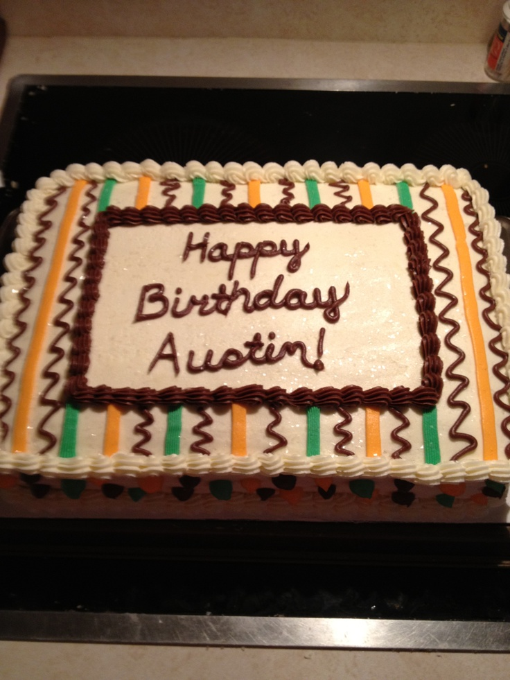 Birthday Cakes Amarillo Tx