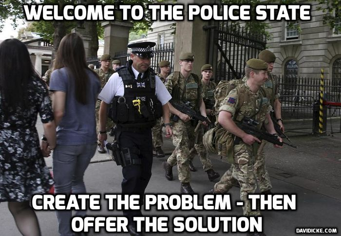 7/7 Met police chief calls for extremists to be locked up in INTERNMENT camps as he says MI5 and police cannot keep track of 3,000 terror suspects
