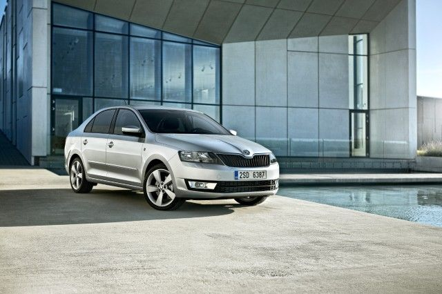 Skoda Rapid - big, practical and cheap