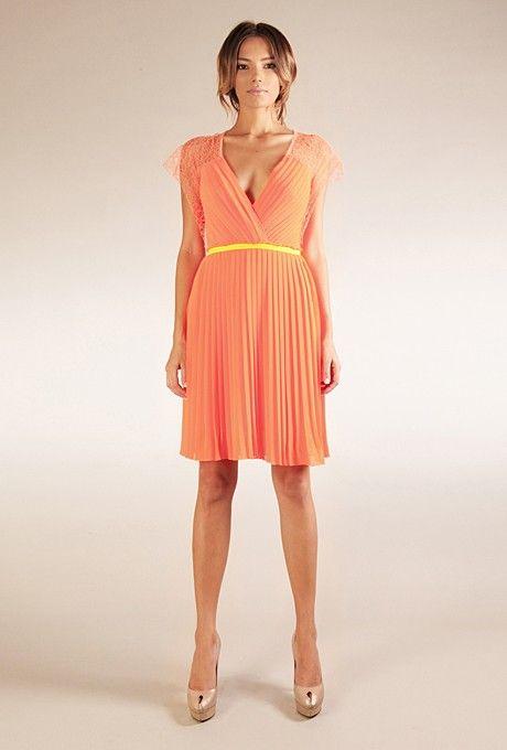 Gemy Maalouf #dresses #simple #short #lovely #popular #bridesmaid_dresses
