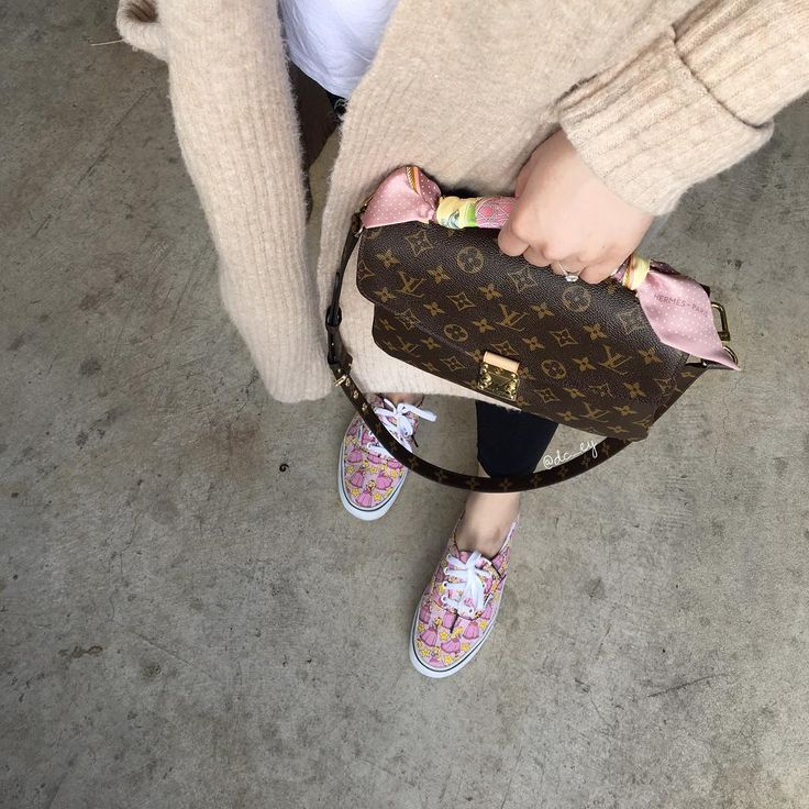 Louis Vuitton Monogram is Back and Better Than Ever, and Our Favorite Instagrammers Agree