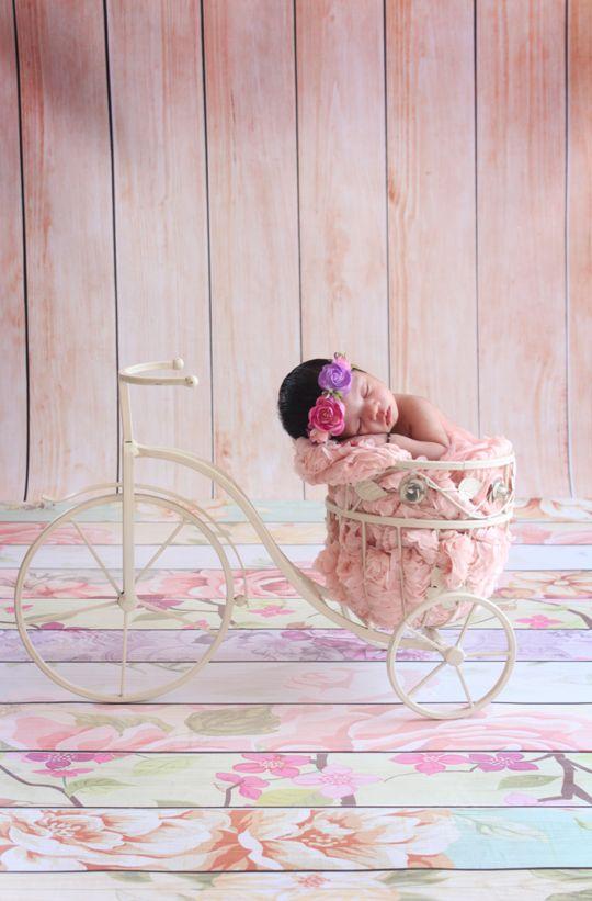 Zara's first bike