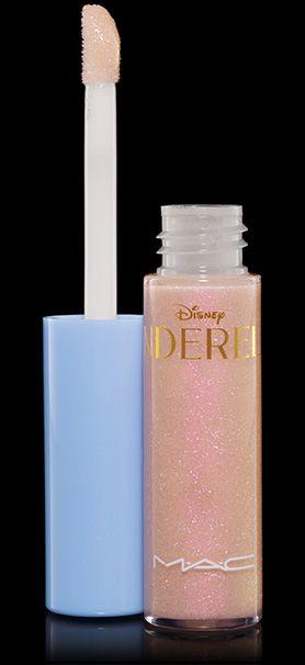 MAC Cosmetics: Cinderella Tinted Lipglass  in Glass Slipper