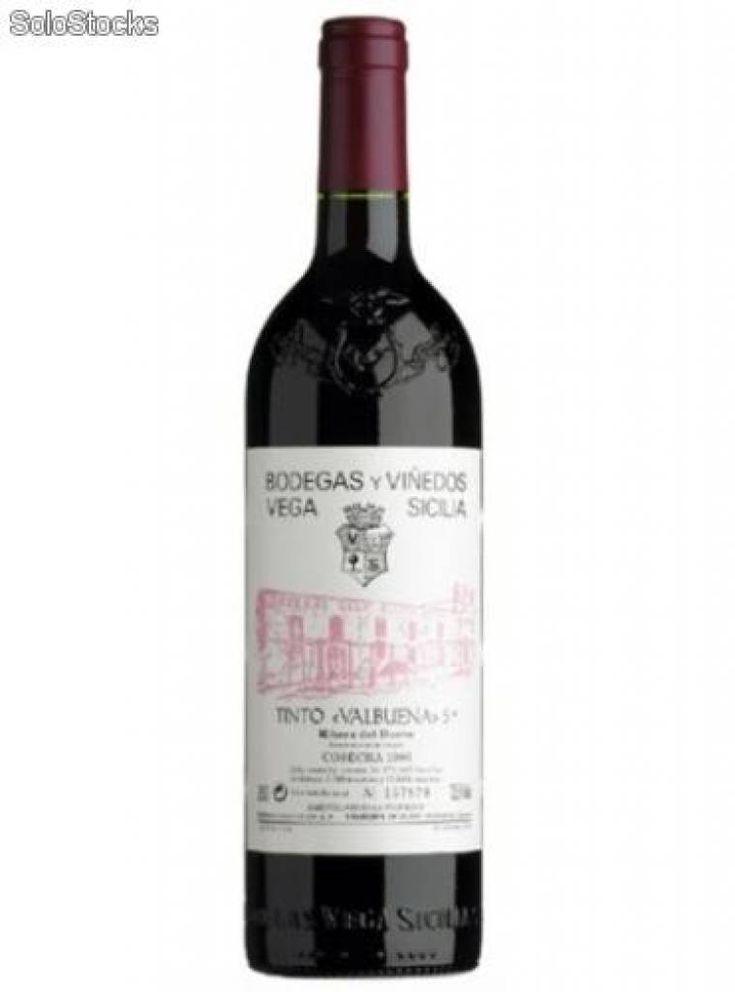 2003  Bodega Vega-Sicilia Tinto Valbuena Reserva 5 ano $131,26 Incl. Tax