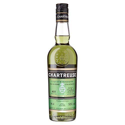 Chartreuse Liqueur 50cl Fabriquée: Type d'emballage: Bouteille Informations sur le recyclage: Pack - Verre Pays d'origine: France