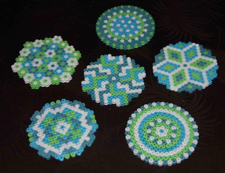 Eva's Leisure: Bügelperlen - ironing beads
