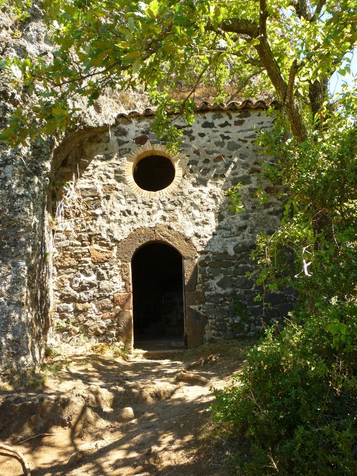 La chapelle - les Balmes de Montbrun - Ardèche
