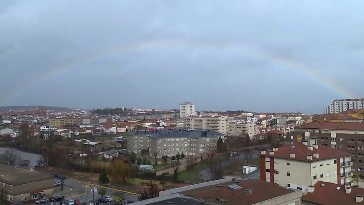 Chaves City Arco Iris.She is like a rainbow