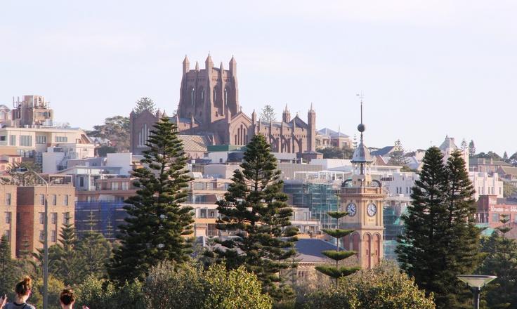 Newcastle Cityscape,N.S.W.Australia