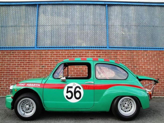 The original pint-sized autocross monster