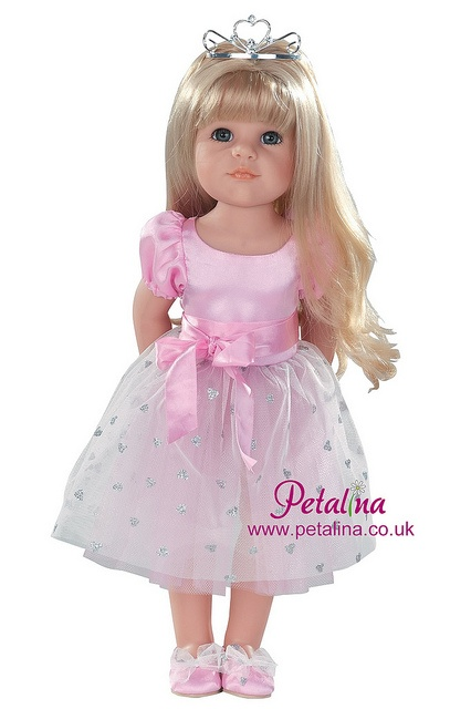 Hannah Princess Doll 2012 is by far Petalina's most popular Gotz doll this year.