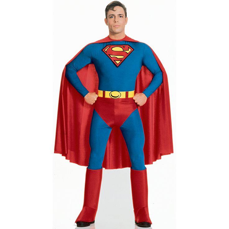 Superman är precis vad som behövs för att skydda medborgarna från läskiga skelett och döingar som invaderar oss under Halloween. Ta på dig uppdraget och klä på dig dräkten - här kommer Stålmannen!