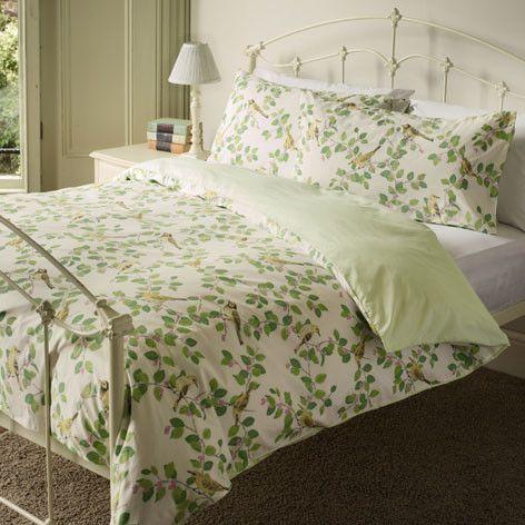 Laura Ashley Aviary Garden Bedset