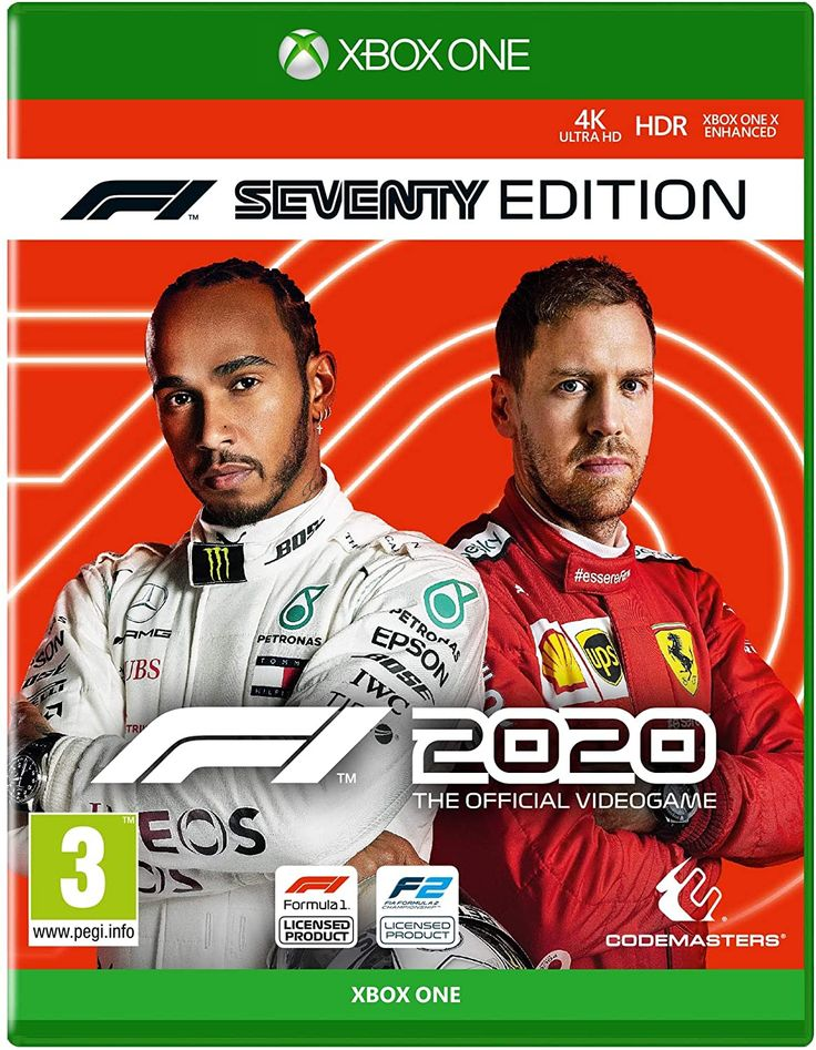 F1 2020 World Championship for Xbox One in 2020 Xbox one