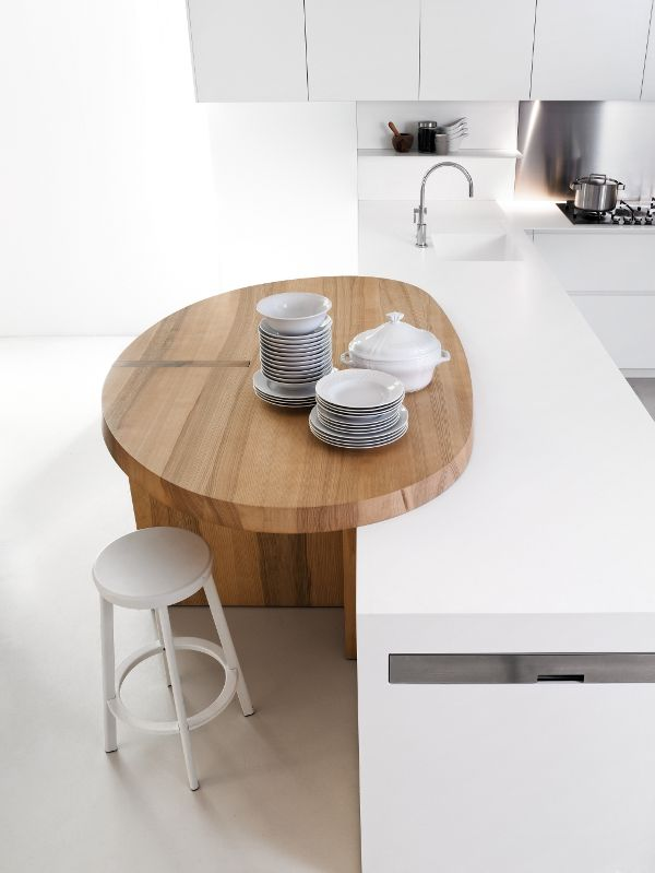 Slim - Elmar Kitchen - Design by Ludovica + Roberto Palomba