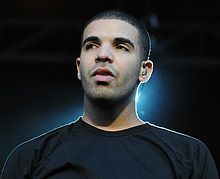 Aubrey Drake Graham (born October 24, 1986),[2] who records under the mononym Drake, is a Canadian rapper and songwriter. He was born in Toronto, Ontario.[3] He first garnered recognition for his role as Jimmy Brooks on the television series Degrassi: The Next Generation. He later rose to prominence as a rapper, releasing several mixtapes like Room for Improvement before signing to Lil Wayne's Young Money Entertainment in June 2009.