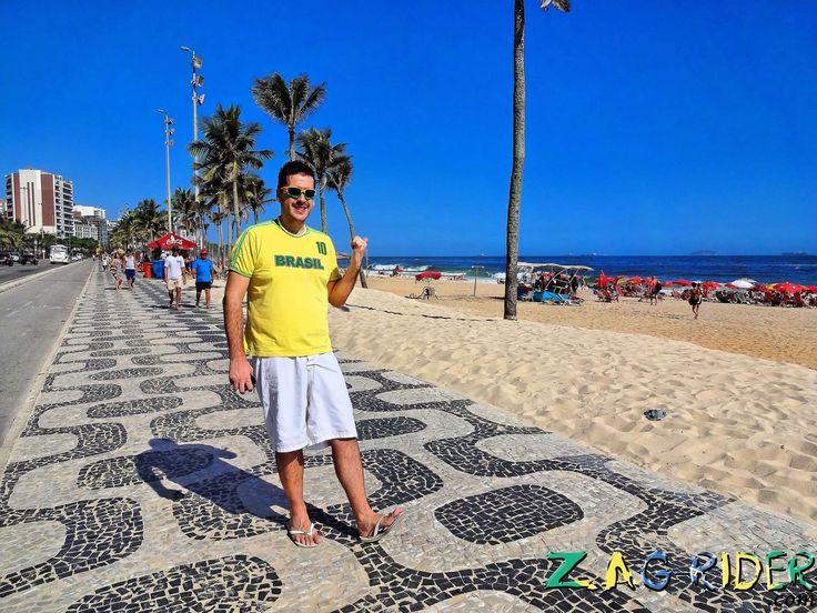 Un vol conduisant de l'hiver à l'été: Conseils pour éviter de tomber malade! -  #Brésil