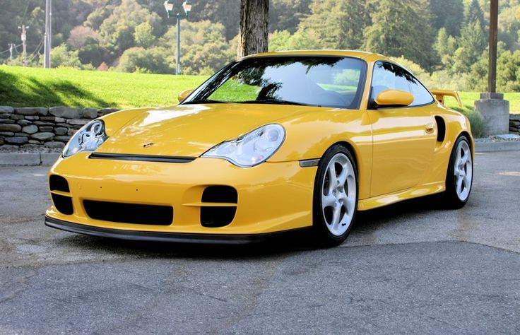 porsche 911 gt2 type 996 yellow car yellow cars pinterest cars yello. Black Bedroom Furniture Sets. Home Design Ideas