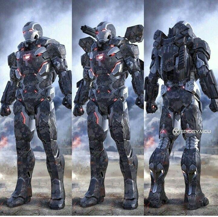 War Machine War Machine Marvel Vs Dc Marvel