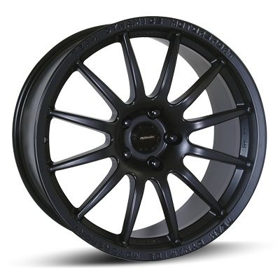 "Team Dynamics PRO RACE 1.2 Available in motorsport colours, silver, white, gold, graphite and racing black, sizes range from 15"" to 18"" rim diameter with multiple rim widths and offset variations."