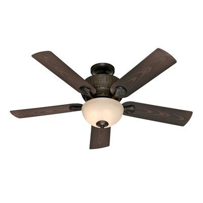 Shop Hunter Fan Company Gulf Winds Mystique Black Outdoor Ceiling Fan At  Loweu0027s Canada. Find Our Selection Of Ceiling Fans At The Lowest Price  Guaranteed ...