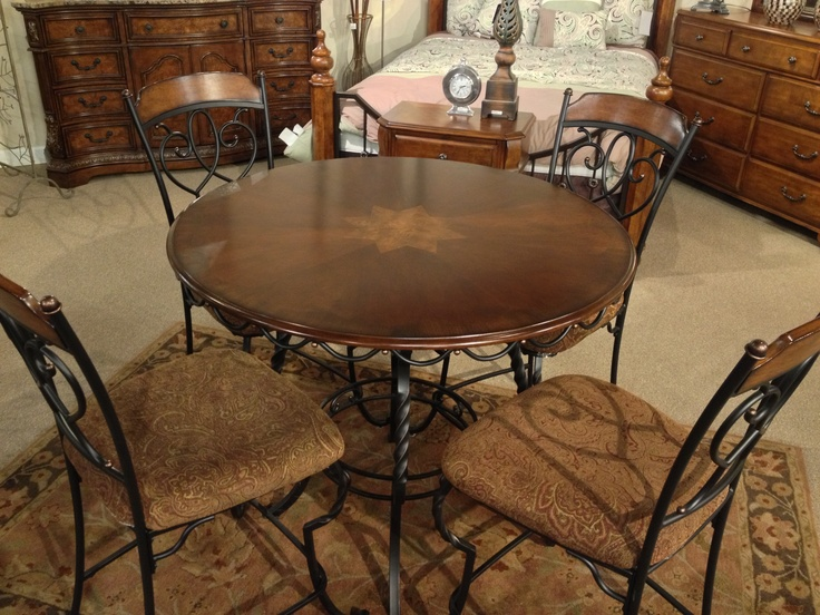 Captivating Nola 5 Piece #Dining Set Ashley #Furniture In #TriCities