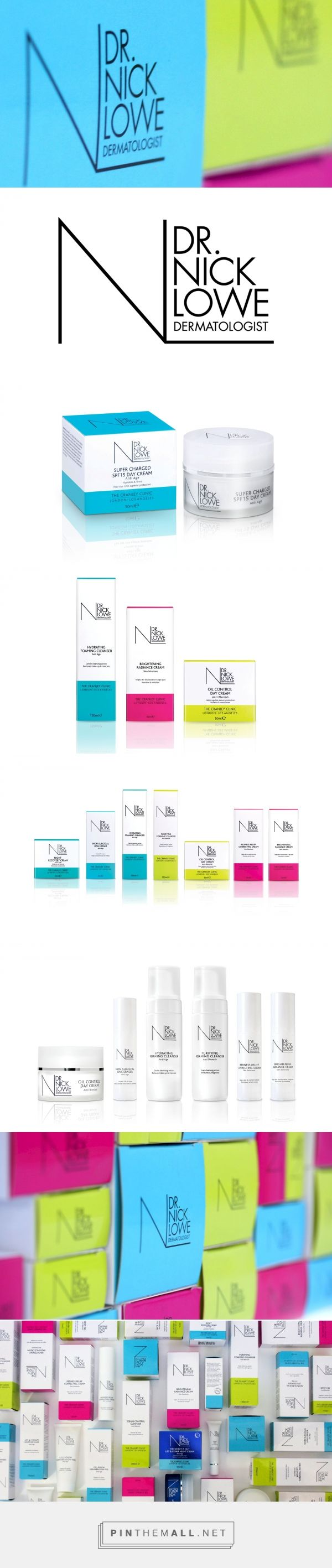Dr. Lowe Skin Care Packaging by R Design | Fivestar Branding – Design and Branding Agency & Inspiration Gallery