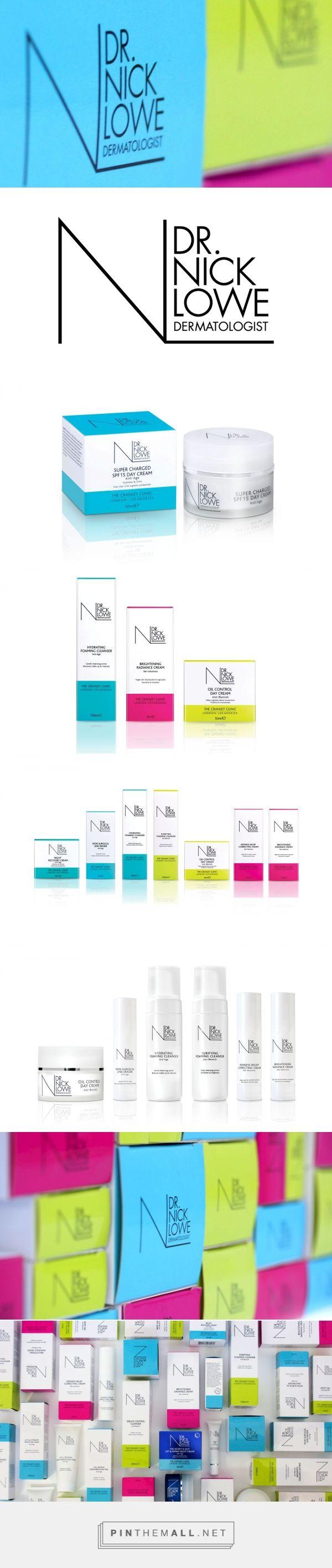 Dr. Lowe Skin Care Packaging by R Design | Fivestar Branding – Design and Branding Agency & Inspiration Gallery